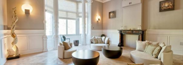Rénovation Hôtel Particulier à Anvers